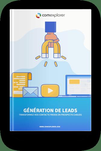 Ebook Génération de Leads - ComExplorer