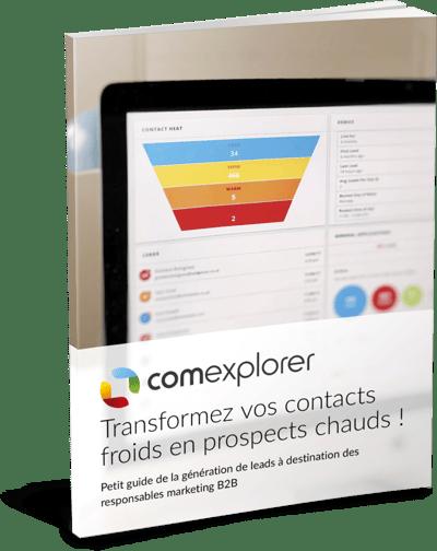 ebook Génération de leads par ComExplorer